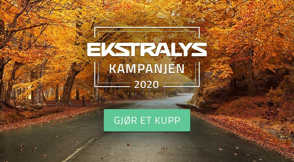 Ekstralyskampanjen 2020